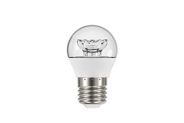 لامپ ال ای دی P45 شفاف